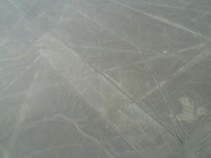 Was aussieht wie ein Flughafen ist mindestens 2000 Jahre alt.